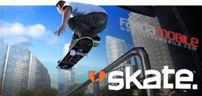 بازی موبایل Skate به صورت جاوا
